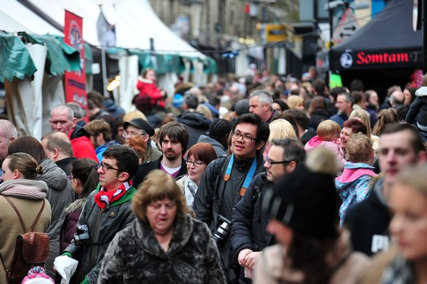 Chocolate Festival could be cancelled – due to overcrowding